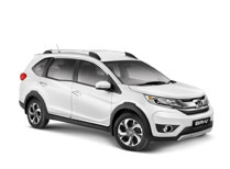 The Honda BR-V Design