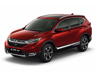 The Honda CR-V 1.5T Exclusive AWD