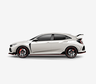 The Honda Civic Type R