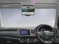 The Honda BR-V Inside
